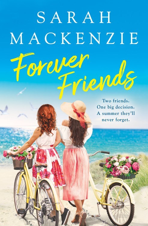 Forever Friends by Sarah Mackenzie