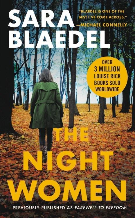 The Night Women by Sara Blaedel