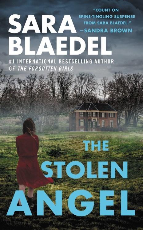 The Stolen Angel by Sara Blaedel