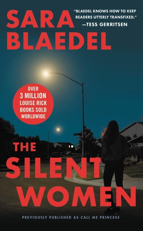 The Silent Women by Sara Blaedel