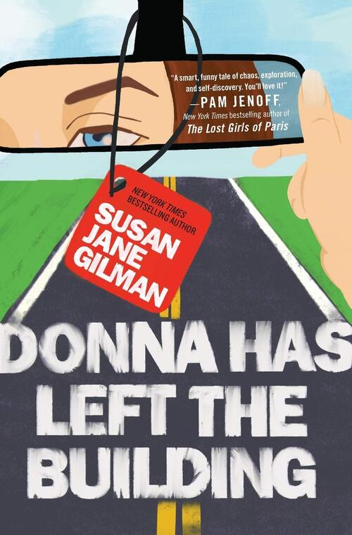 Donna Has Left the Building
