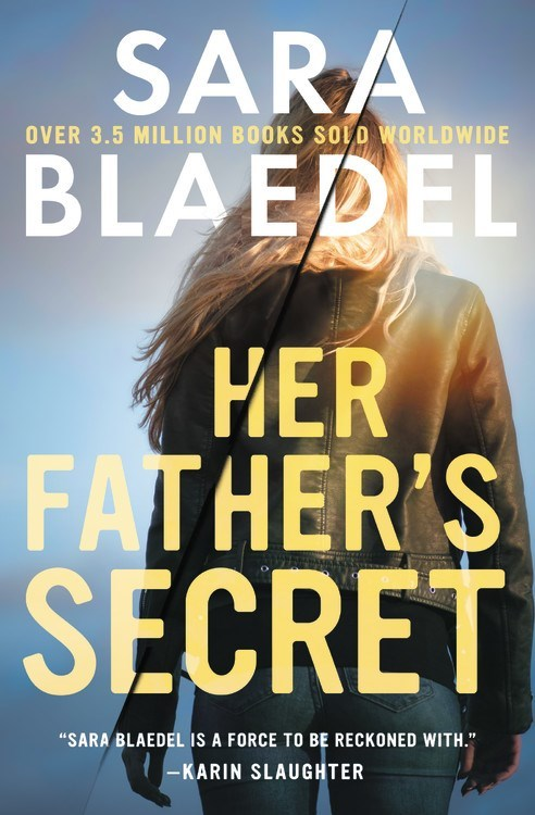 Her Father's Secret by Sara Blaedel