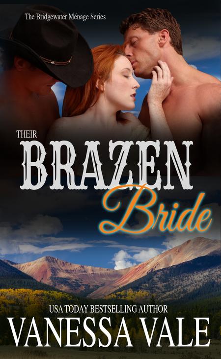 Their Brazen Bride by Vanessa Vale