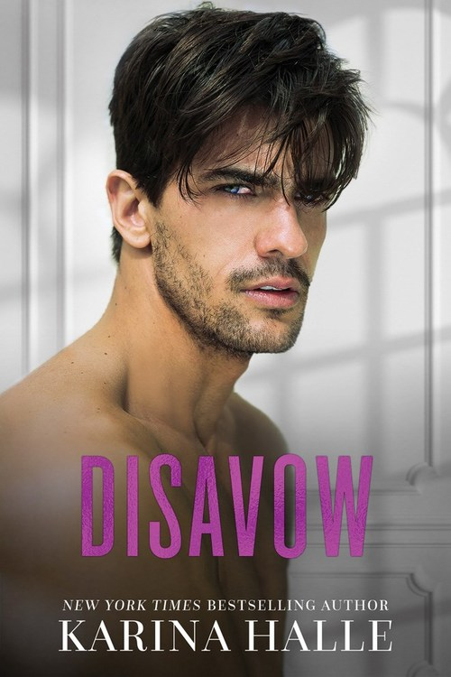 Disavow by Karina Halle