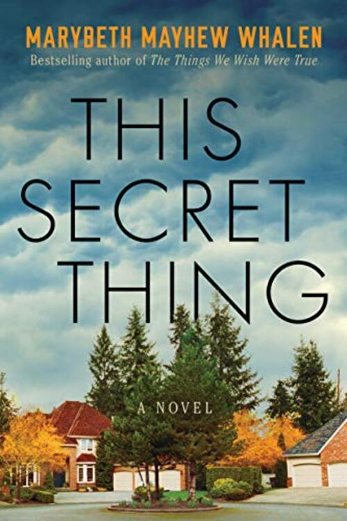 This Secret Thing by Marybeth Mayhew Whalen