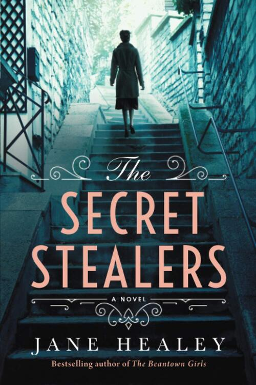 The Secret Stealers by Jane Healey