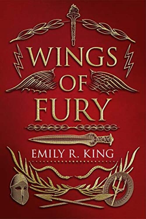 Wings of Fury by Emily R. King