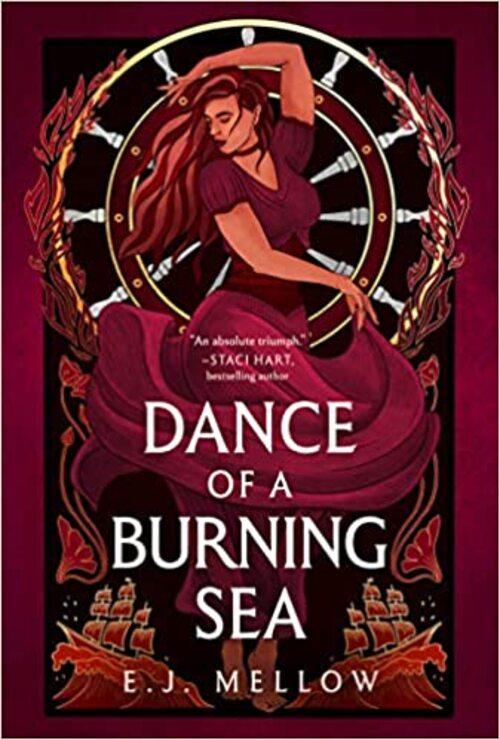 Dance of a Burning Sea