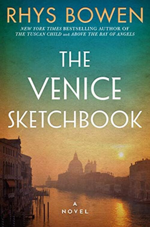 The Venice Sketchbook by Rhys Bowen
