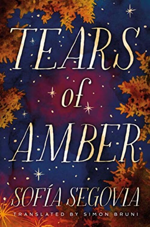 Tears of Amber by Sofa Segovia