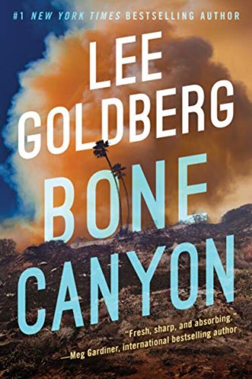 Bone Canyon by Lee Goldberg