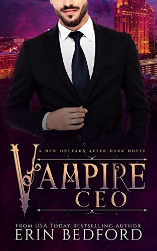 Vampire CEO by Erin Bedford