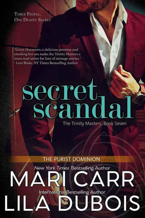 SECRET SCANDAL