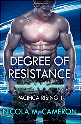 Degree of Resistance by Nicola Cameron