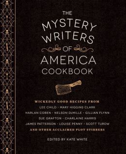 The Mystery Writers of America Cookbook by Gillian Flynn