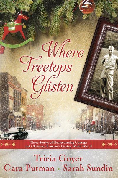 Where Treetops Glisten by Sarah Sundin