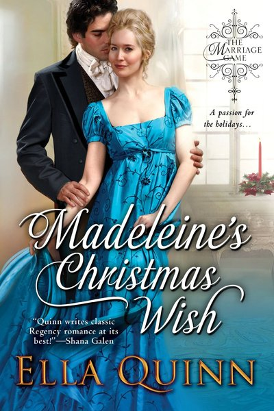 MADELEINE?S CHRISTMAS WISH