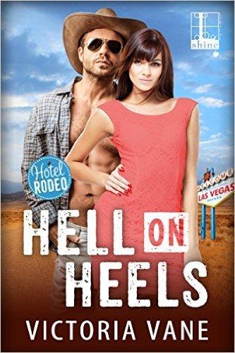 Hell on Heels by Victoria Vane