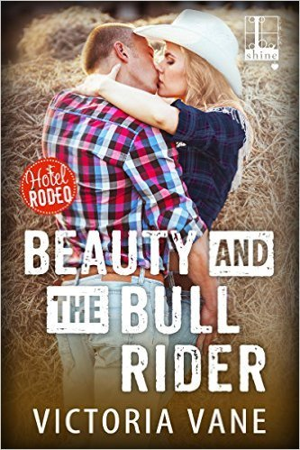 Beauty and the Bull Rider by Victoria Vane
