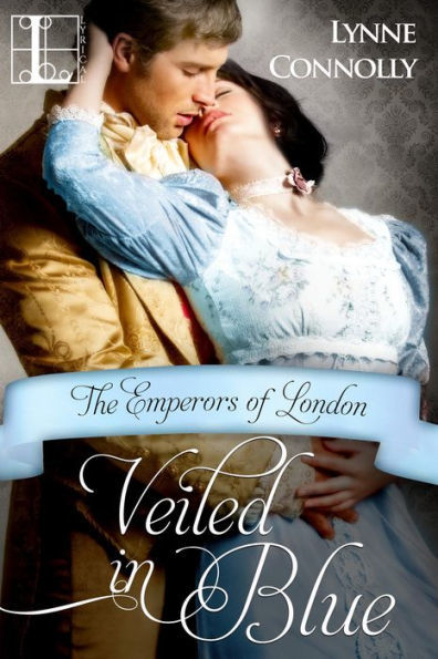 Veiled in Blue by Lynne Connolly