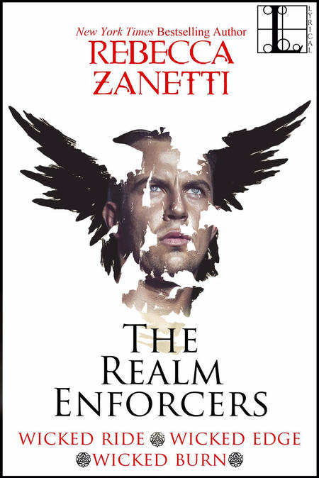 The Realm Enforcers Bundle: Books 1-3 by Rebecca Zanetti