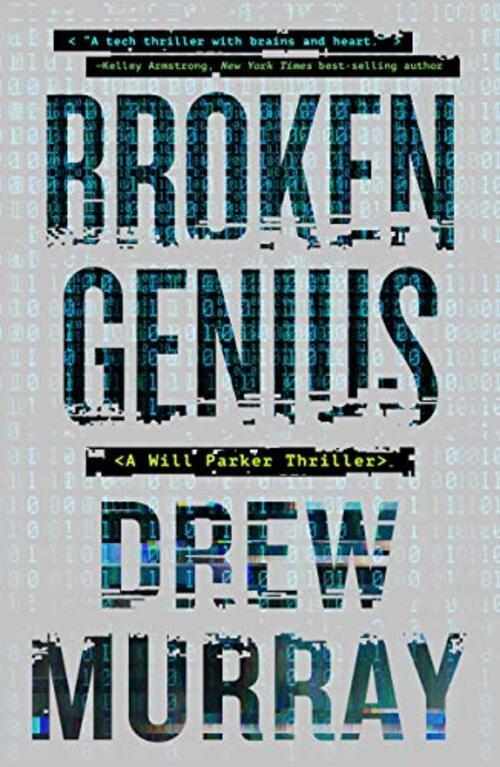 Broken Genius by Drew Murray