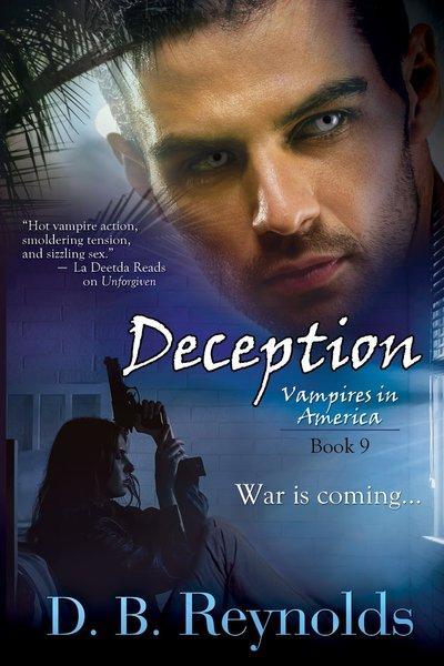 Deception by D.B. Reynolds