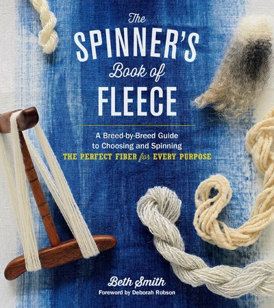 The Spinner's Book Of Fleece