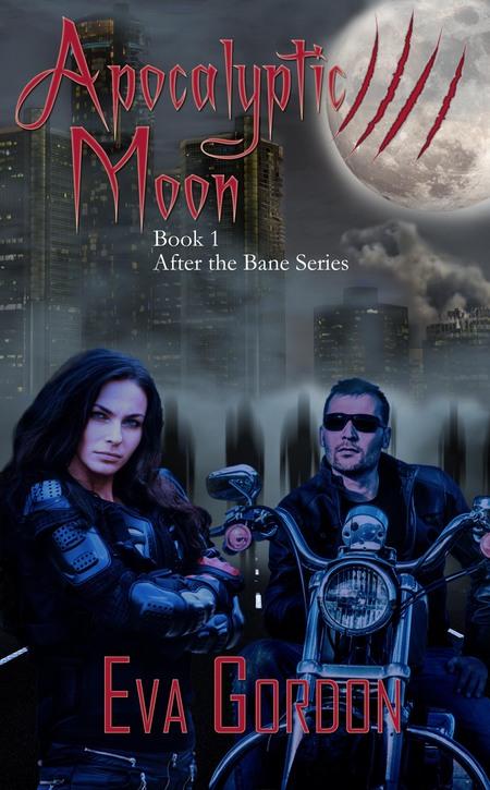 Apocalyptic Moon by Eva Gordon