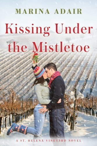 KISSING UNDER THE MISTELTOE