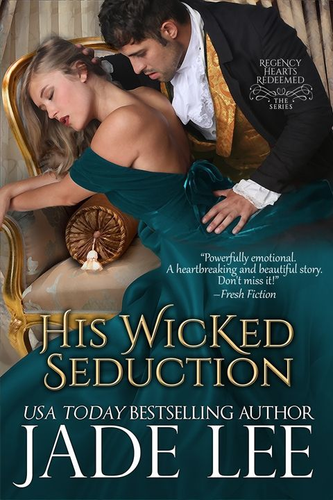 His Wicked Seduction by Jade Lee