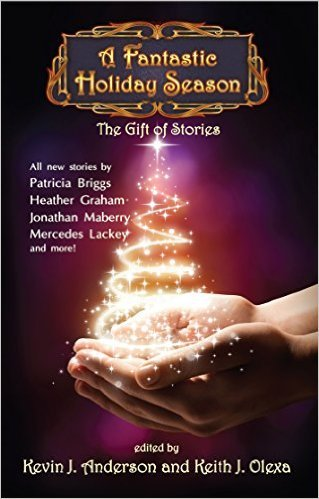 A Fantastic Holiday Season by Mercedes Lackey