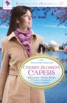 The Cherry Blossom Capers by Thea Devine