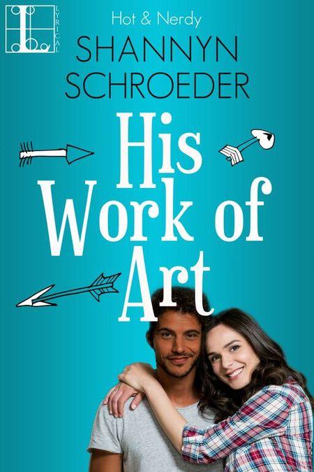 HIS WORK OF ART