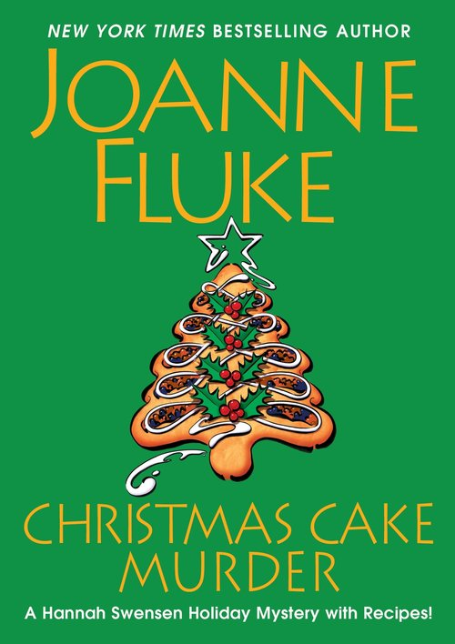 Christmas Cake Murder by Joanne Fluke