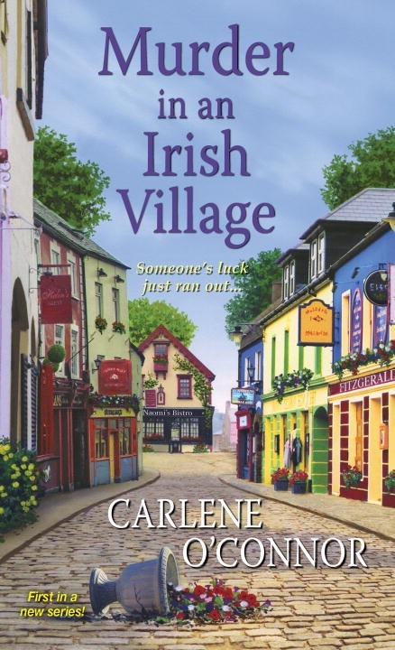 Murder in an Irish 