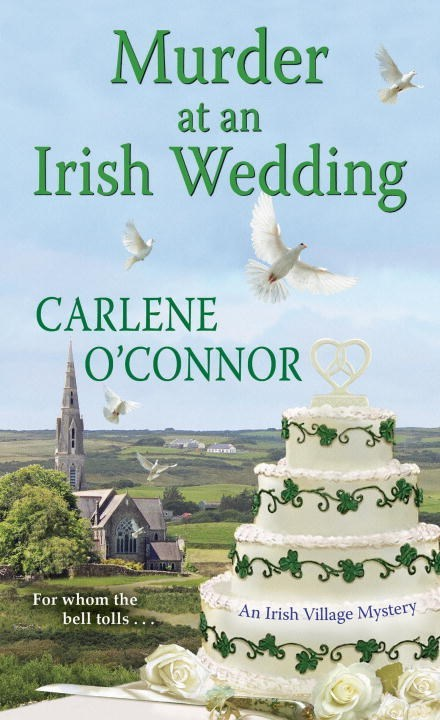 Murder at an Irish Wedding by Carlene O'Connor