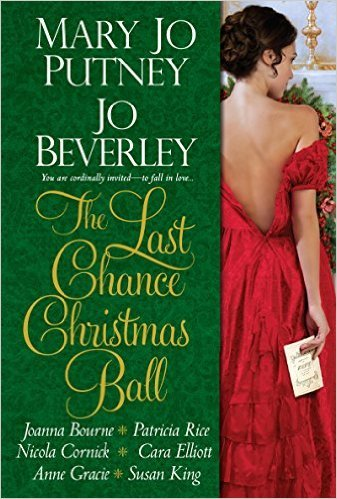The Last Chance Christmas Ball by Nicola Cornick