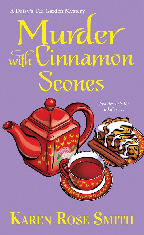 MURDER WITH CINNAMON SCONES