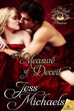 A Measure of Deceit by Jess Michaels