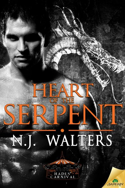Heart of the Serpent by N.J. Walters