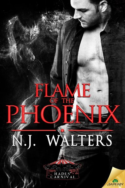 Flame of the Phoenix by N.J. Walters