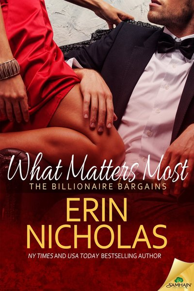 What Matters Most by Erin Nicholas