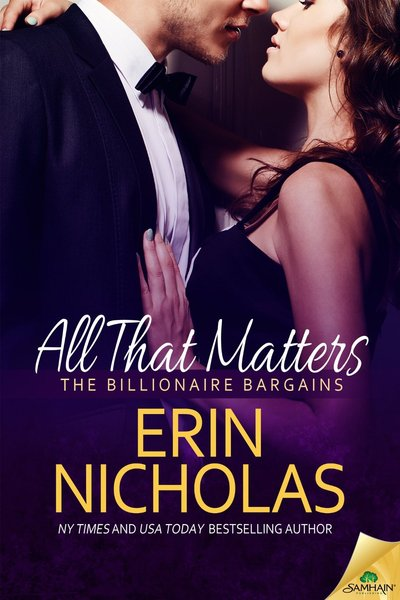 All That Matters by Erin Nicholas