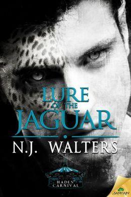 Lure of the Jaguar by N.J. Walters