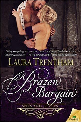 A Brazen Bargain by Laura Trentham