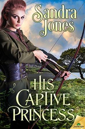 His Captive Princess by Sandra Jones
