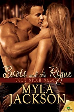 Boots and the Rogue by Myla Jackson