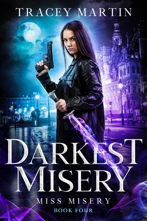 Darkest Misery by Tracey Martin