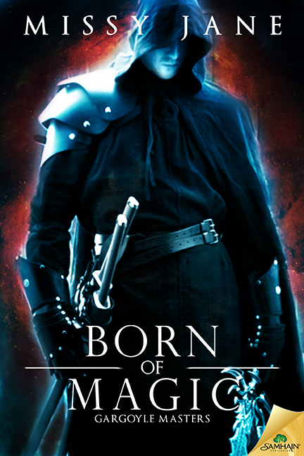 Born of Magic by Missy Jane